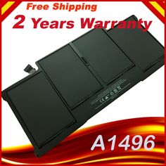 """38.06$  Watch here - http://ali6zy.shopchina.info/1/go.php?t=32678632203 - """"Battery for Apple MacBook Air 13"""""""" A1466 Mid 2013 Early 2014 A1496""""  #SHOPPING"""