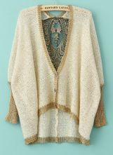 Beige+Long+Sleeve+Back+Lace+Sequined+Sweater+US$23.77