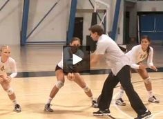 olleyball defense taught by one of America best technical coaches name Brian Gimmillaro. play defense and is great for players and coaches. The part of http://volleyball1on1.com/brian-gimmillaro-learn-to-play-volleyball-defense/