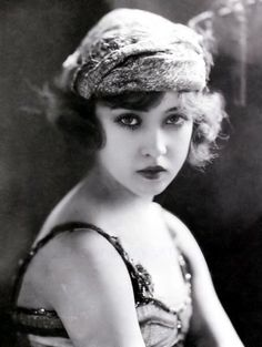 Doris Eaton - Died 2010 At the Age of 106 - She Was The Last Surviving Ziegfield Girl, Picture Taken Around 1919