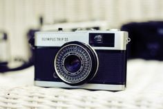Olympus Trip 35 #vintage #camera  heb ik ook gehad!