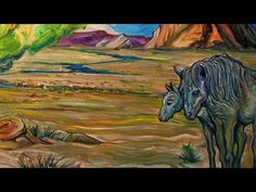 """""""The Sound is Fading"""" by Robbie Robertson - YouTube with some interesting paintings as visuals"""
