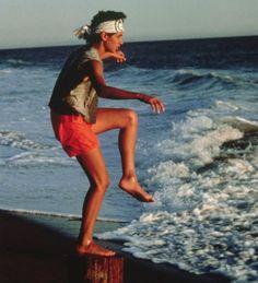 The Karate Kid  (1984)  Ralph Macchio as Daniel Larusso