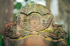 Weathered, Carved Angel. (1) Leica M (Typ 240), Voigtlander Nokton 50mm f/1.1. © Jim Fisher