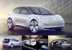 Bildresultat för volkswagen electriccar id