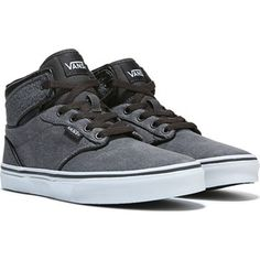 Vans Kids' Atwood High Top Sneaker Grade School at Famous Footwear