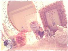 vanity table <3