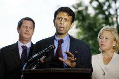 Jindal Demands Congressman Resign Over Extramarital Kissing, But Defended Prostitute-Hiring Senator