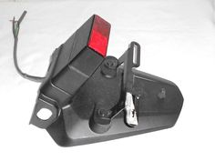 Assorted Honda Motorcycle Accessories/Parts for Parts or Repair  #MasenHondaStanleyNisinetc