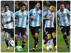 Brasil 2014: Argentina ostenta el ataque más goleador del Mundial | Fútbol Internacional | Libero.pe