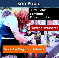 São Paulo: Feira D'elas www.facebook.com/events/665272893627552  #eventovegano #veganismo  #vegan #vegetarianismo #govegan #aplv  #semleite #zeroleite #lactose #semlactose #zerolactose