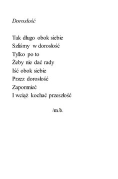 nie można uciec od tego, co nas ukształtowało Real Quotes, Life Quotes, Beautiful Stories, Some Words, Quotations, Poems, Sad, Inspirational Quotes, Wisdom