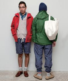 Beams Plus Spring Summer 2013 Lookbook