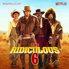 the ridiculous 6 full movie free