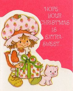 Berry Sweet little card by Starshyne09, via Flickr