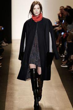 BCBG Max Azria Fall 2015 Ready-to-Wear Fashion Show - Sophia Ahrens (IMG)