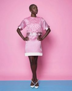 Senegalese Designer Sophie Zinga Unveils Spring Summer 2015 Collection | FashionGHANA.com (100% African Fashion)
