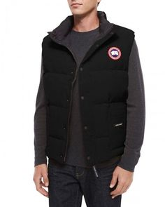 Canada Goose mens sale fake - Canada Goose Black Down Selkirk Parka - ANother of my favorites ...