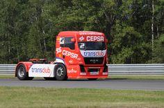 MAN Truck - Czech Truck Prix 2012