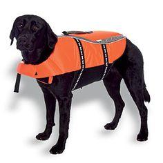 Kyjen Outward Hound Designer Pet Saver Life Jacket, X Large, Orange Dog Love, Puppy Love, Dog Life Vest, Pet Friendly Hotels, Bow Wow, Animal Design, Mans Best Friend, Dog Friends, Fur Babies