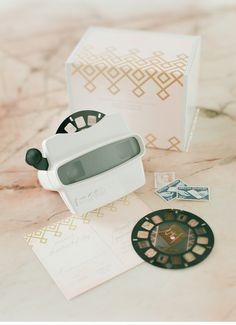 Luxury Wedding Invitations by Ceci New York - Sweet Southern Wedding in South Carolina #southern #wedding #rustic #chic #sweet #pink #farm #emilymaynard #bachelorette #viewmaster  #cecinewyork #custom #gold #corbingurkin