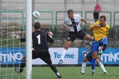 Hernan Crespo with Parma