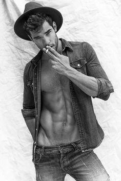 Joao Gabriel Chiaffitelli @ Ford Models Brasil by Johnny...