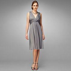 Pewter aria dress - Bridesmaid dresses - Dresses - Women -