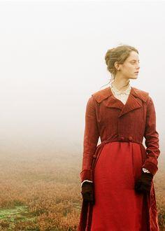 Kaya Scodelario in 'Wuthering Heights' (2011). Late 1700s
