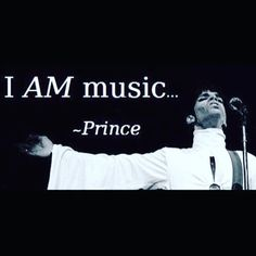 Yes, indeed you are and evermore shall be. Prince!
