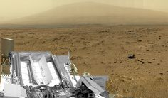 Curiosity stumbles upon new evidence of life of Mars And it may have been remarkably similar to life on Earth LINDSAY ABRAMS