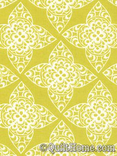 Ty Pennington Impressions TY04-Chartreuse Fabric