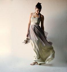 Hey, I found this really awesome Etsy listing at https://www.etsy.com/listing/222089851/fairy-wedding-dress-lavender-wedding