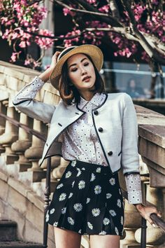 Chriselle Lim Kate Spade Springtime In New York 3 3