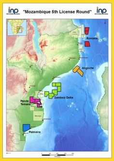 France's CGG has been awarded a multi-client seismic programme offshore gas-rich Mozambique in the wake of its 2015 licensing round. Online Publications, Panda, Insight, France, World, Natural, Pandas, The World, French