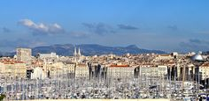 Marseille in southern France.