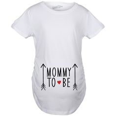 6192e2469fdf9 Mommy To Be Maternity Shirt. Pregnancy Announcement ShirtPregnancy  ShirtsBaby AnnouncementsMaternity TeesExpecting BabyVinyl ...