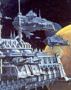 Battlefleet Armageddon. She protect the strategic system of Armageddon