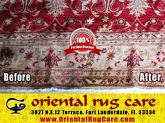 Oriental Rug Cleaning Specialists in Fort Lauderdale