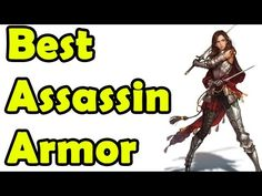 Skyrim: The Best Armor in the game for Assassin at Level One (Ancient Shrouded armor) new - YouTube