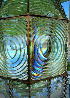 Fresnel Lens, Cape Blanco Lighthouse, Oregon | Flickr - Photo Sharing!