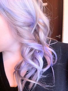 these pastel coloured hair will be the death of me