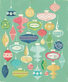 Ornaments by Lori Benoy                                                                                                                                                                                 More