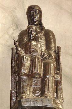 Vierge noire de Moulins