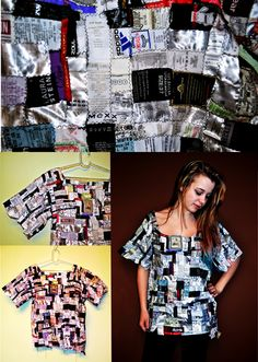 labels | T-shirt | design