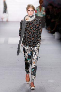 Marc Cain FW15/16, Berlin Fashion Week Jan 2015