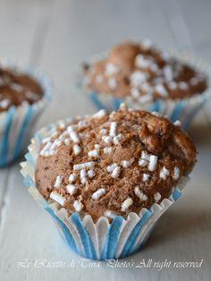 Muffin con farina di castagne,un dolce con le castagne soffice,facile e veloce