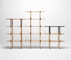Bibliothèques | Rangements | Basic Shelving System | H Furniture ... Check it out on Architonic