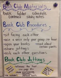 McElhinny's Center Stage: Book Clubs: Books in a Series Reading Club, Reading Lessons, Teaching Reading, Guided Reading, Kindergarten Writing, Reading Groups, Teaching Ideas, Learning, Kids Book Club