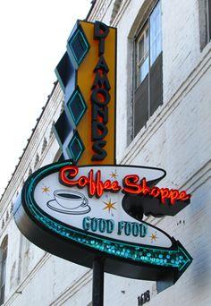 Diamond's Coffee Shop located on 1618 Central Ave NE, Minneapolis, MN 55413